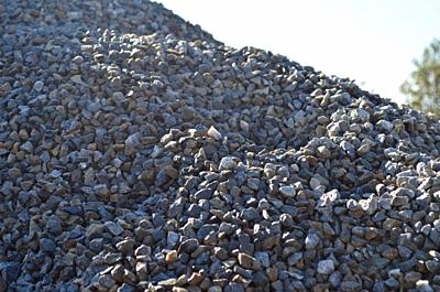 Drť kamenná 8 - 16 mm